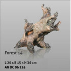 Aquatic Nature Decor Forest No 14